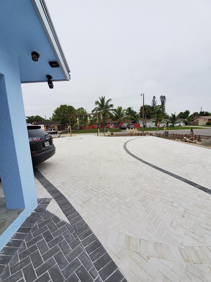bonita springs driveway pavers contractor